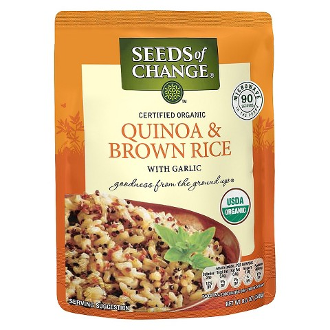 Seeds of Change Organic Product Coupon