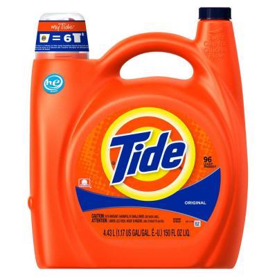 150 oz Tide Detergent