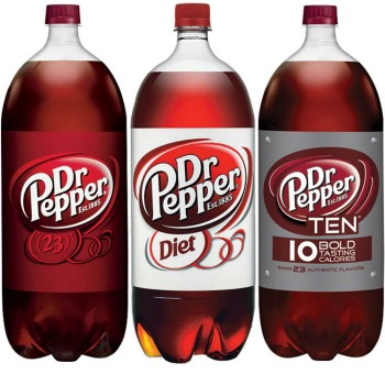 Dr Pepper 2 Liter Coupon
