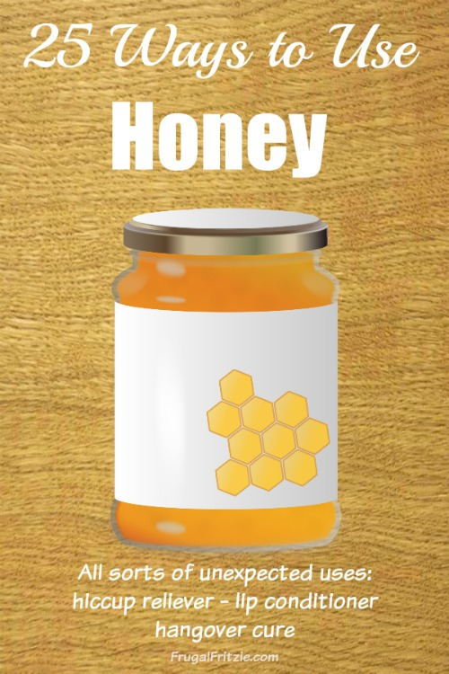 Ways to use Honey