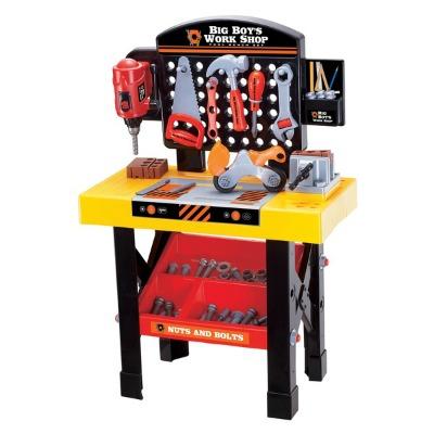 54 Piece Kids Work Shop Tool Bench 29 99 Reg 69 95