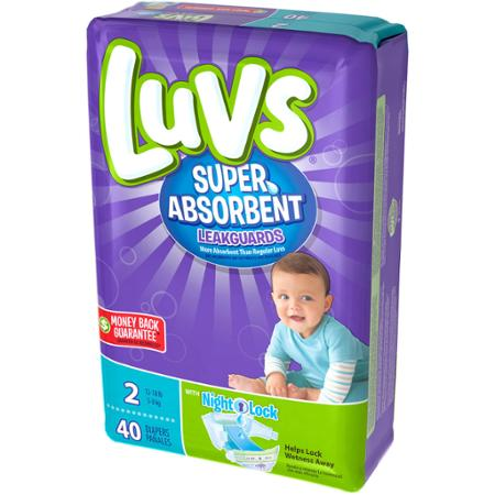 Luvs diapers coupons by mail