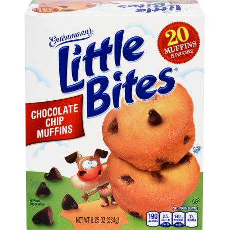 Entenmanns Little Bites Coupon