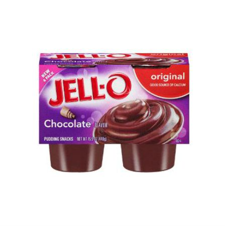 Homemade Jell-O Style Chocolate Pudding Recipe — Dishmaps