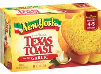 $0 50/1 New York Frozen Bread Coupon (any variety or size)