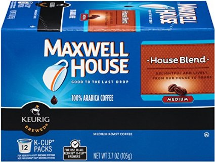 Maxwell house coupons