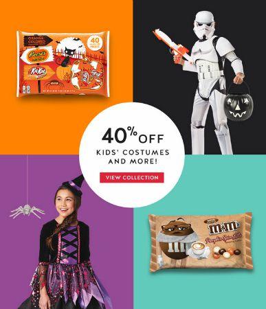 Halloween Target Cartwheel