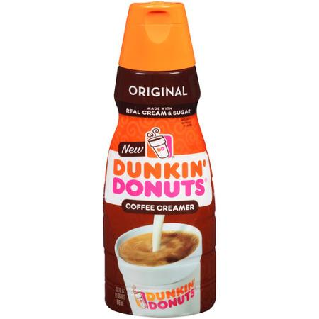Dunkin Donuts Coffee Creamer Coupon