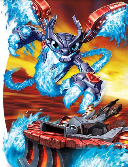 Free Skylanders SuperChargers Poster