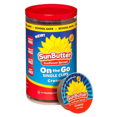 Free SunButter On The Go Single Cups