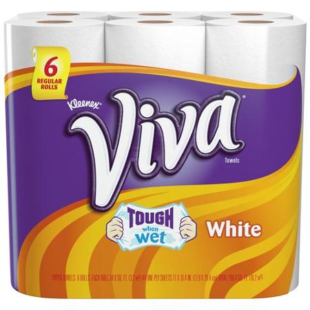 Viva Paper Towel Coupon