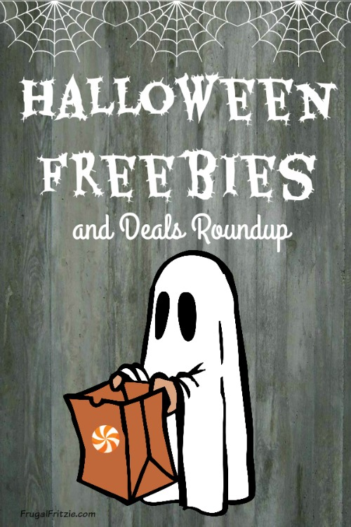 Halloween Freebies and Deals Roundup 2015