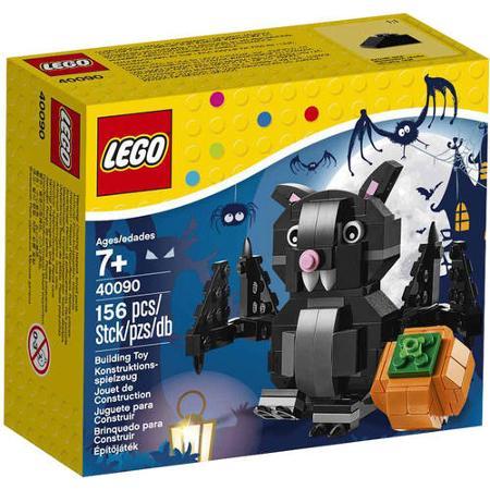 LEGO Halloween Bat Building Set