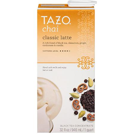 Tazo Chai Tea Coupon