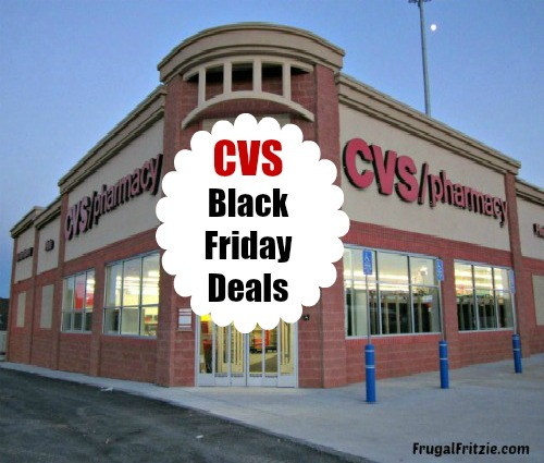 CVS Black Friday Deals 2015