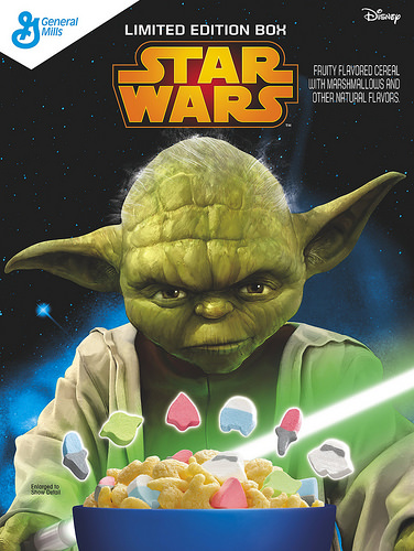 Star Wars Cereal Coupon