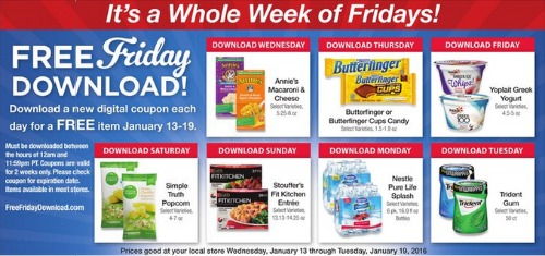 Kroger free friday downloads bzzagent reviews, reports, videos and.
