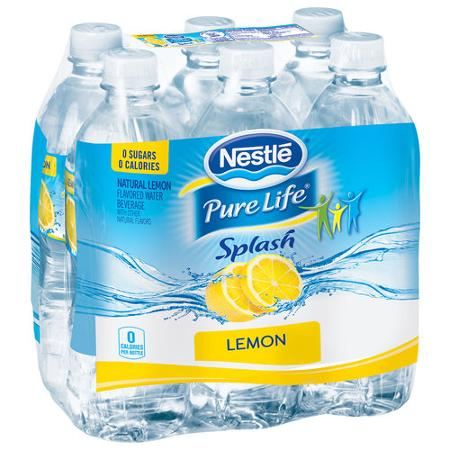 Free Nestle Pure Life Splash