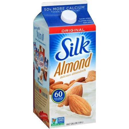 free silk almond milk coupon