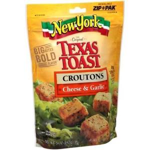 New York Croutons Coupon
