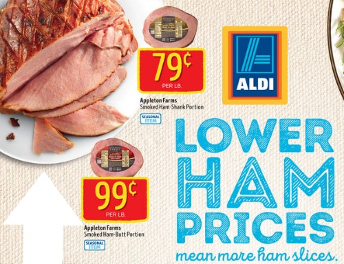Aldi Appleton Farms Ham