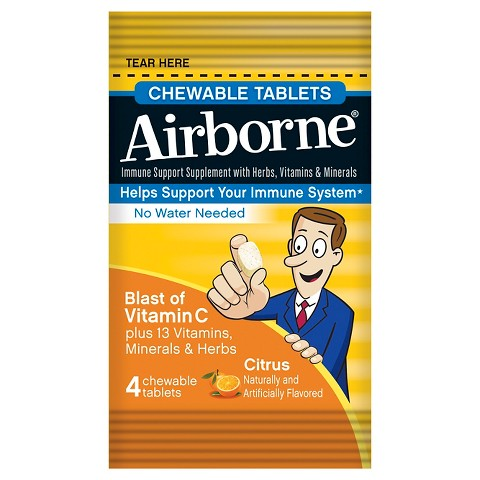 Airborne Coupon