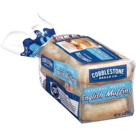 0 55 1 Cobblestone English Muffins Coupon 0 45 At Dollar Tree