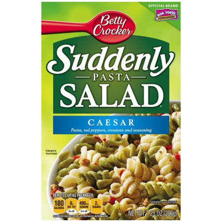 Betty Crocker Suddenly Salad Coupon