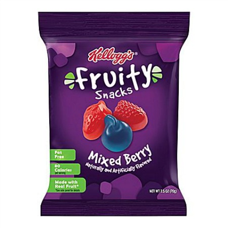 Kelloggs Fruit Snacks Coupon
