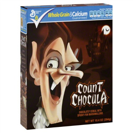 Count Chocula Cereal Coupon