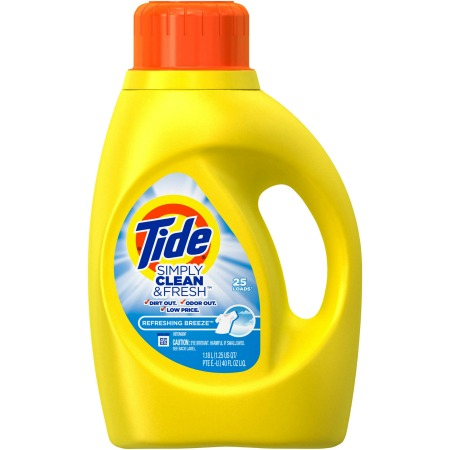 Tide Laundry Detergent Coupon