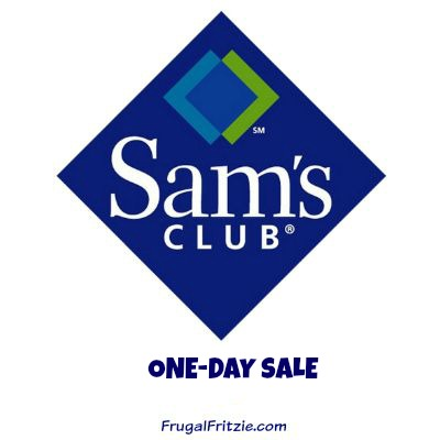 Pre-Black Friday Sams Club One-Day Sale