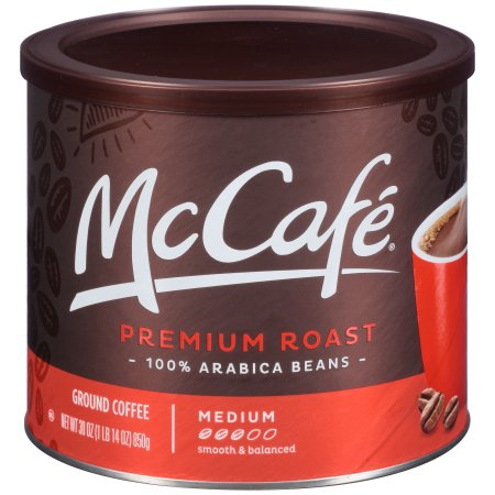 McCafe Coffee Coupon