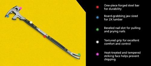 Stanley FatMax Xtreme FuBar Utility Bar