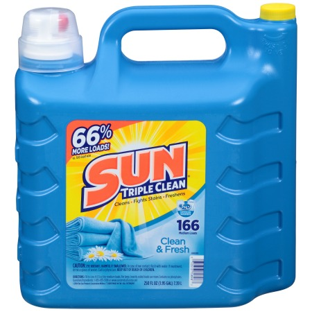 Sun Laundry Detergent Coupon