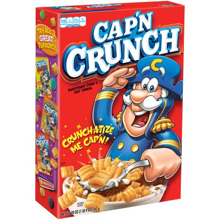 Capn Crunch Cereal Coupon