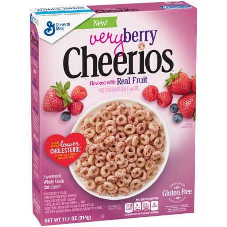 Very Berry Cheerios Coupon