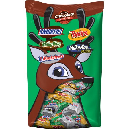 Mars Holiday Candy Coupon